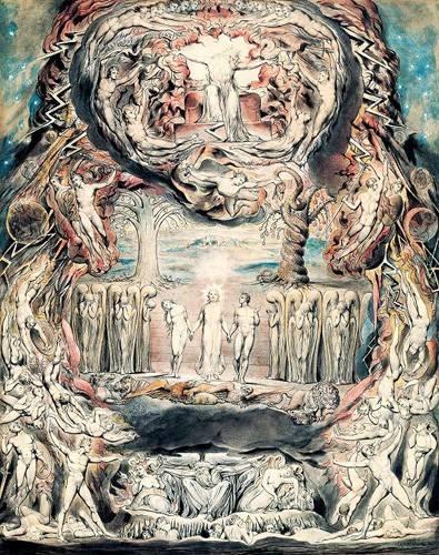 portraetgemaelde - Juicio Final - Blake, William