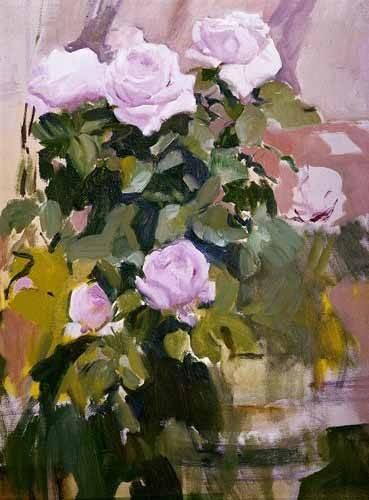 blumen-und-pflanzen - Des roses - Sorolla, Joaquin