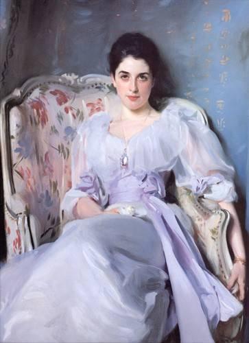 portraetgemaelde - Lady Agnew - Sargent, John Singer