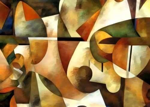 abstrakte-gemaelde - Moderno CM1284 - Medeiros, Celito