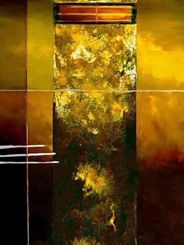 abstrakte-gemaelde - Moderno CM2011 - Medeiros, Celito
