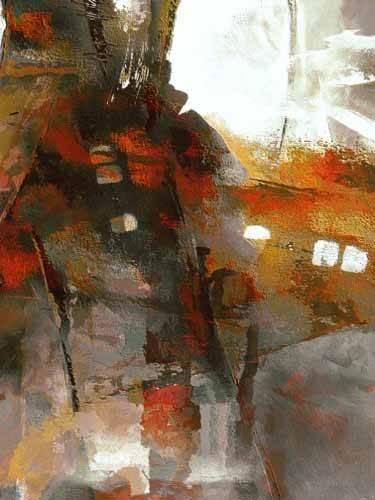 abstrakte-gemaelde - Moderno CM2053 - Medeiros, Celito
