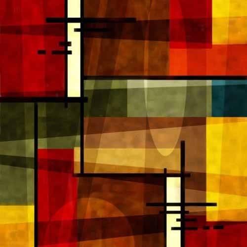 abstrakte-gemaelde - Moderno CM2541 - Medeiros, Celito