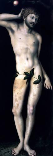 religioese-gemaelde - Adan - Cranach, Lucas