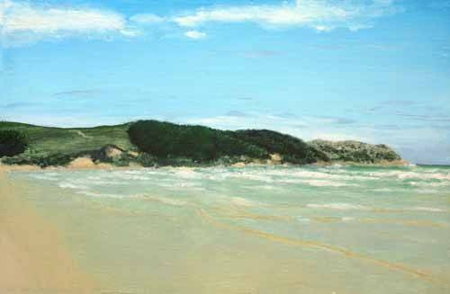 seelandschaft - Strand in Kantabrien - Ricardo, Emilio