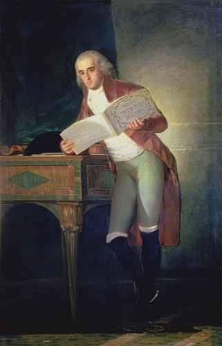 portraetgemaelde - El Duque De Alba, 1795 - Goya y Lucientes, Francisco de