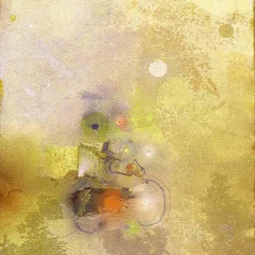 abstrakte-gemaelde - Universo-IX - Tapissan, James