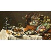 Bodegon con pastel turco, 1627