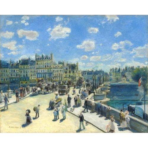 Pont Neuf, Paris, 1872