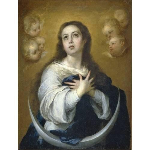 La Inmaculada Concepcion, 1662