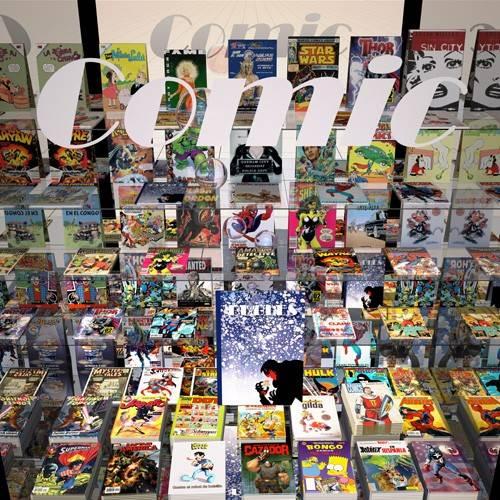 moderne-gemaelde - La tienda del comic - Aguirre Vila-Coro, Juan