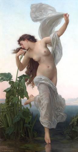 kuenstlerische-aktbilder - L'Aurore - Bouguereau, William