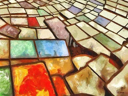 abstrakte-gemaelde - Moderno CM6766 - Medeiros, Celito
