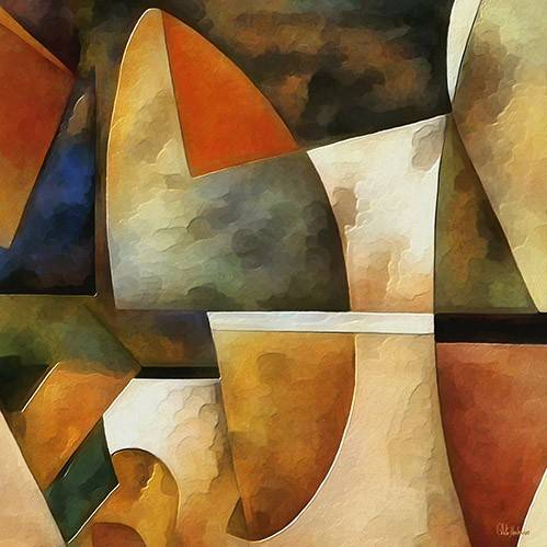 abstrakte-gemaelde - Moderno CM8884 - Medeiros, Celito