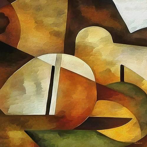 abstrakte-gemaelde - Moderno CM8889 - Medeiros, Celito