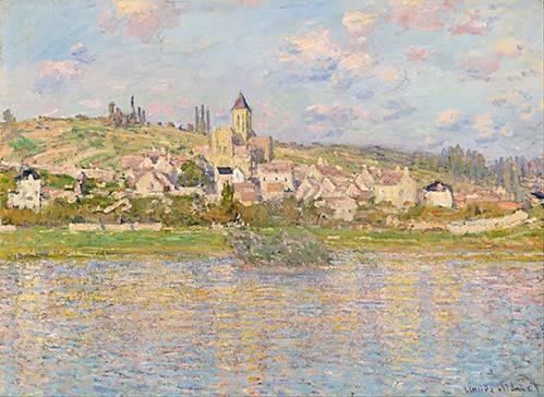 landschaften-gemaelde - Vétheuil, 1879 - Monet, Claude