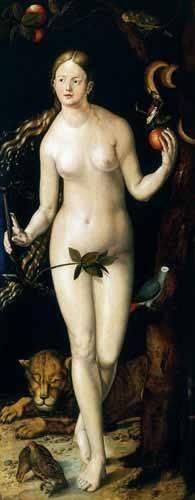 religioese-gemaelde - Eva - Dürer, Albrecht (Albert Durer)