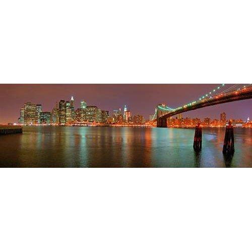New York, noite