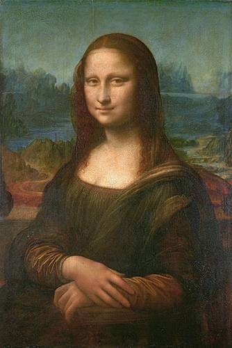 portraetgemaelde - Mona Lisa - Vinci, Leonardo da
