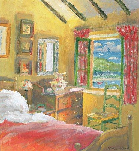 moderne-gemaelde - Arran View, c 2000 - Ireland, William