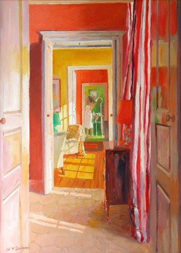 moderne-gemaelde - Chateau Tanesse, 2003 - Ireland, William