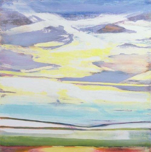 abstrakte-gemaelde - Landschaft - Gibbs, Lou