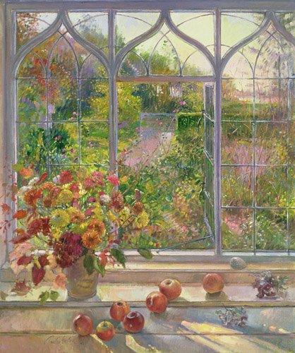 bilder-fuer-ein-esszimmer - Autumn Windows, 1993 - Easton, Timothy