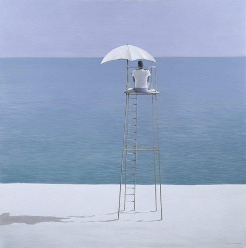 seelandschaft - Beach Guard, 2004 - Seligman, Lincoln