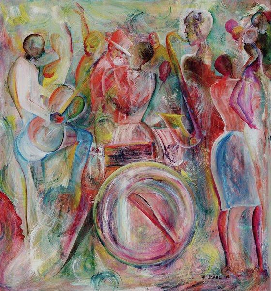 orientalische-gemaelde - New Orleans, 2006 - Beckford, Ikahl