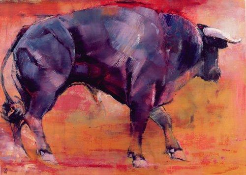 bilder-fuer-ein-wohnzimmer - Parado, 1999 (oil on canvas) - Adlington, Mark