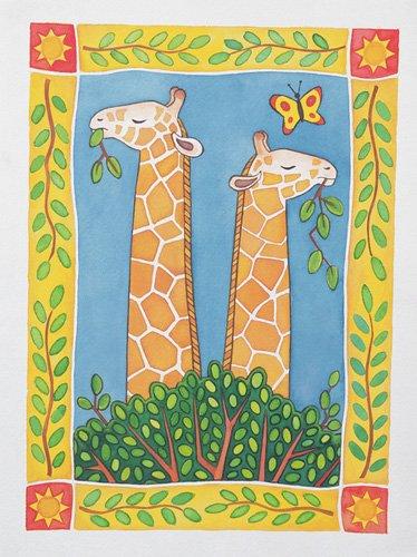 kinderzimmer - Giraffes - Baxter, Cathy