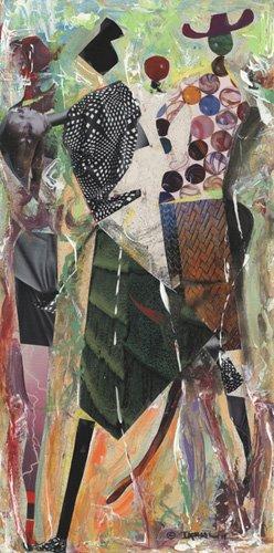 orientalische-gemaelde - Intrigued - Beckford, Ikahl
