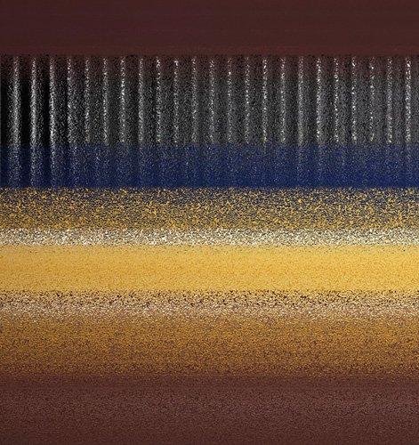 moderne-gemaelde - the grass in the evening,2017,(digital) - Caminker, Alex