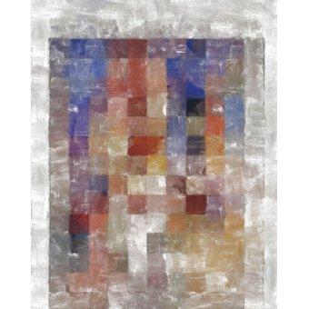 Abstrakte Gemälde - dimensions,2017,(mixed media) - Caminker, Alex