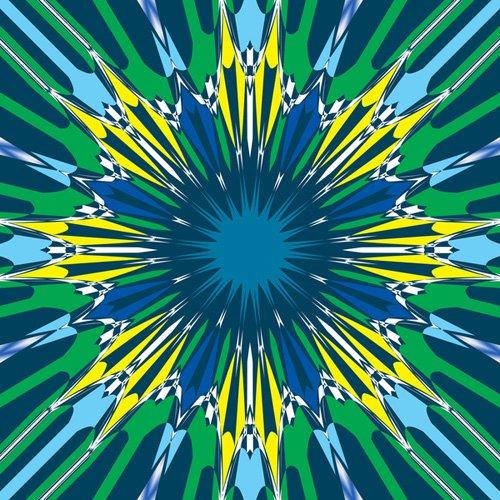 moderne-gemaelde - blue,2019,(mixed media) - Caminker, Alex