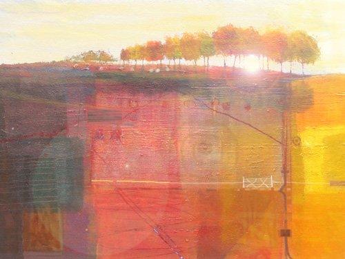 moderne-gemaelde - Sonnenaufgang, 2011 - Decent, Martin