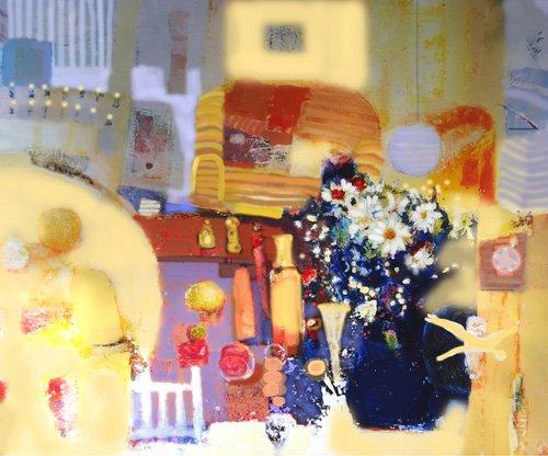 moderne-gemaelde - Weihnachtstag, 2008 - Decent, Martin