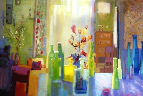moderne-gemaelde - Stillleben, 2004 - Decent, Martin
