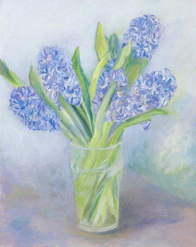 seelandschaft - Hyacinths - Elliot, Sophia