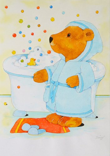 kinderzimmer - Bathroom - Kaempf, Christian