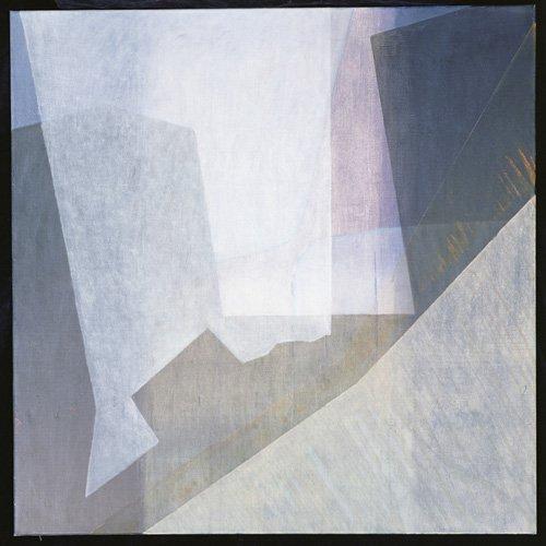 abstrakte-gemaelde - Amfortas - Selassie - Adam, 1998 - Millar, Charlie