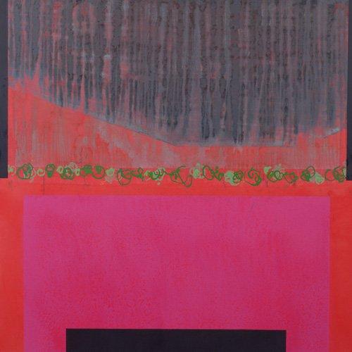abstrakte-gemaelde - Namenlosen, 2000 (oil on linen) - Millar, Charlie