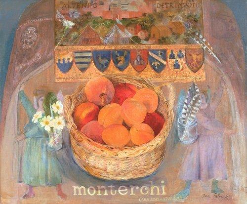 stillleben-gemaelde - Capriccio, 1998-99 - Patrick, Ann