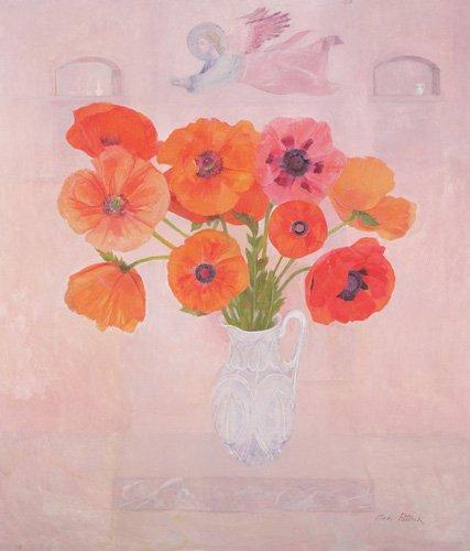 stillleben-gemaelde - Giotto's Angel, 2000 - Patrick, Ann