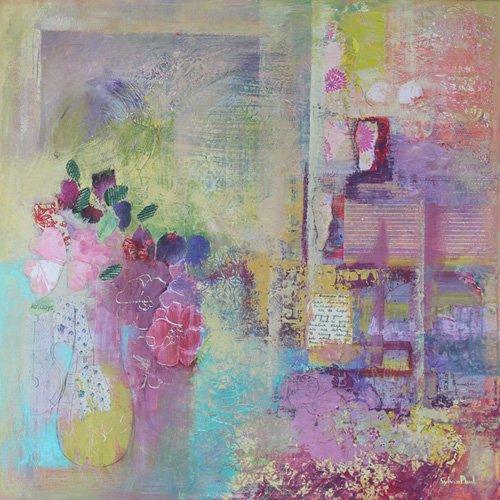 moderne-gemaelde - The Scent of Camellia - Paul, Sylvia