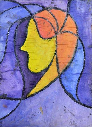abstrakte-gemaelde - Camille - Pontes, Guilherme