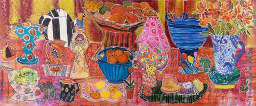 bilder-fuer-ein-wohnzimmer - My Favourite Things, 2005 - Simon, Hilary