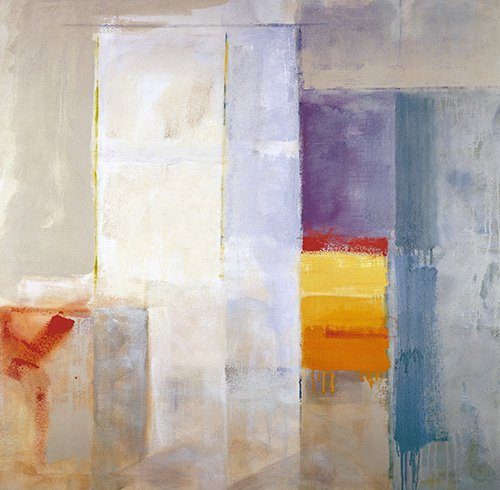 abstrakte-gemaelde - Abstrakt M-R-81 - Molsan, E.