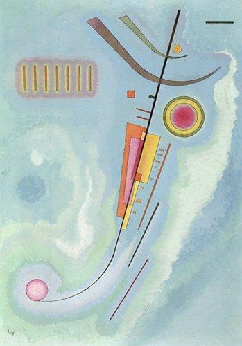 abstrakte-gemaelde - Leger, Abstrakte Kunst, 1930 - Kandinsky, Wassily