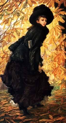 portraetgemaelde - Octubre - Tissot, James